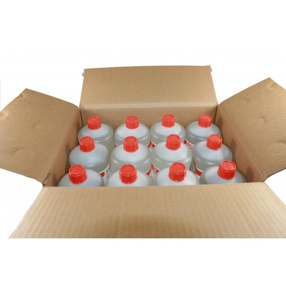 Revelador Agfa G-150 caja de 12 botellas de 1 litro para 6 litros