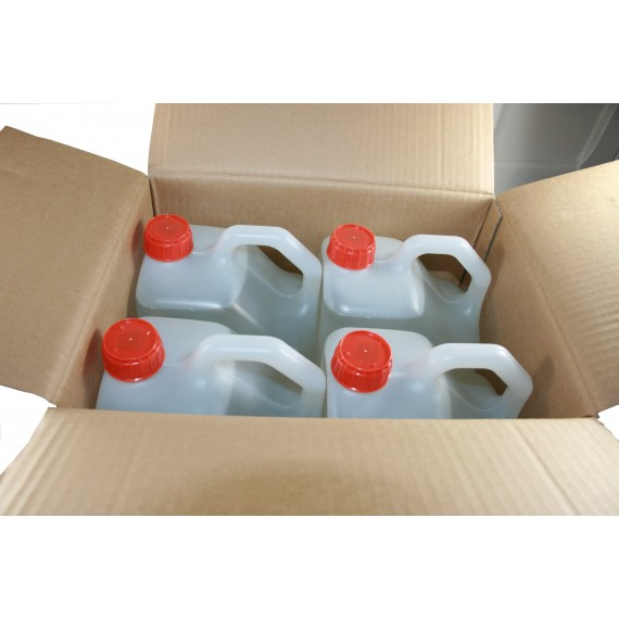 Revelador Agfa G-150 caja de 4 garrafas de 5 litros para 30 litros