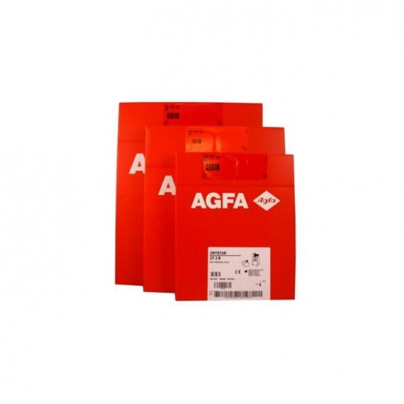 Otras medidas disponibles de película RX Agfa Drystar DT 2 B