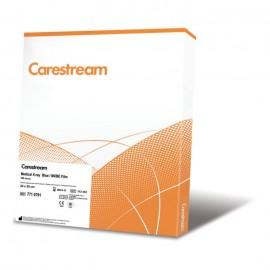 Película RX Carestream MXBE de 24 x 30 centímetros