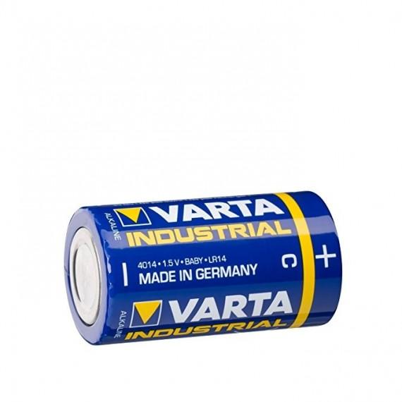 Pila alcalina Varta Industrial C - LR14