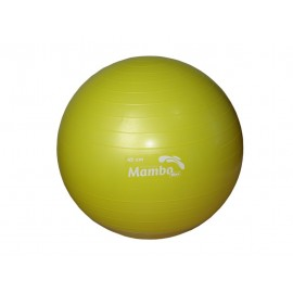 Pelota AB Gym de 45 centímetros color amarillo