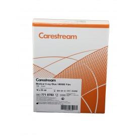 Película RX Carestream MXBE de 18 x 24 centímetros