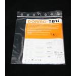 Electrodos adhesivos Dormo-TENS ST-100 con cable de 2 mm Telic de 50 x 89 milímetros (4 unidades)