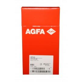 Película RX Agfa Ortho CP-G Plus de 15 x 30 centímetros