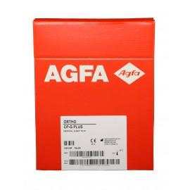 Película RX Agfa Ortho CP-G Plus de 18 x 24 centímetros