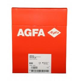 Película RX Agfa Ortho CP-G Plus de 24 x 30 centímetros
