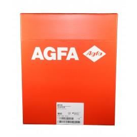 Película RX Agfa Ortho CP-G Plus de 35 x 43 centímetros