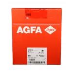 Película RX Agfa Drystar DT 2 B de 25,4 x 30,5 centímetros (100 unidades)