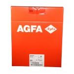 Película RX Agfa Drystar DT 2 B de 35,6 x 43,2 centímetros (100 unidades)