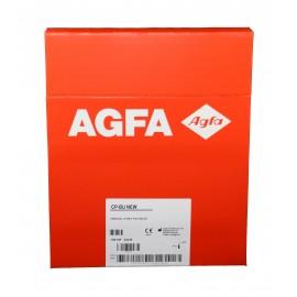 Película RX Agfa CP-BU New de 24 x 30 centímetros