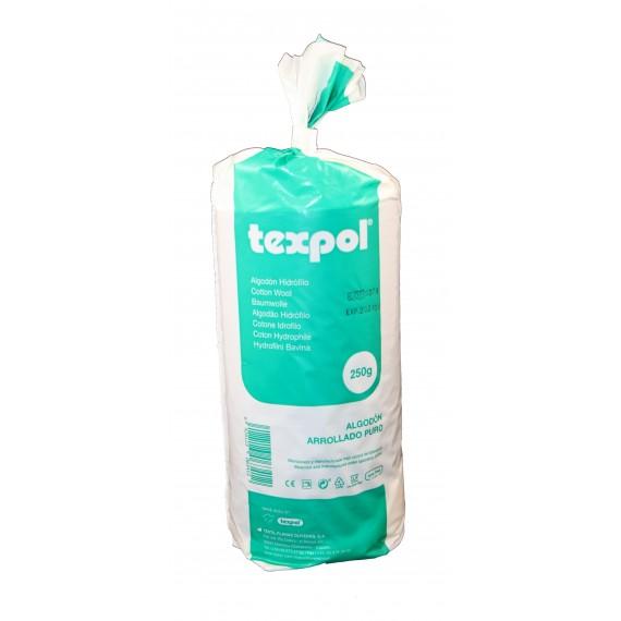 Algodón hidrófilo arrollado TEXPOL