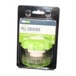 Pastillero triturador Ergo-Grip EZY-CAREgrande (verde)