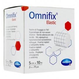 Esparadrapo de papel elástico OMNIFIX 5 centímetros x 10 metros