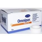 Esparadrapo de papel Omnipor de 2,5 centímetros x 5 metros (formato hospital de 12 unidades)