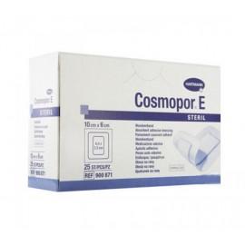Apósito adhesivo estéril Cosmopor E de 10 x 6 centímetros