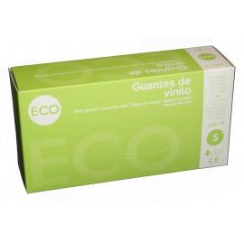 Guantes de vinilo ECO talla pequeña