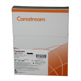 Película RX Carestream MIN-R S de 18 x 24 centímetros