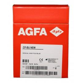 Película RX Agfa CP-BU New de 13 x 18 centímetros