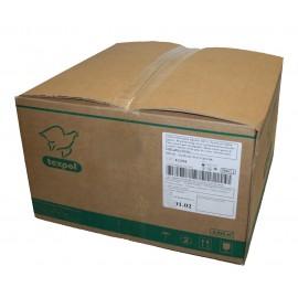 Compresas de gasa estéril Texpol de 17 hilos y de 16 x 25 centímetros en sobre de 5 unidades