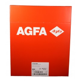 Película RX Agfa CP-BU New de 35 x 43 centímetros