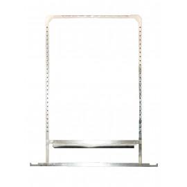 Marco colgador para películas en acero inoxidable de 30 x 40 centímetros