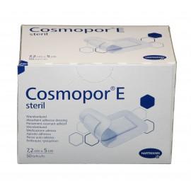 Apósitos adhesivos estériles Cosmopor E de 7,2 x 5 centímetros