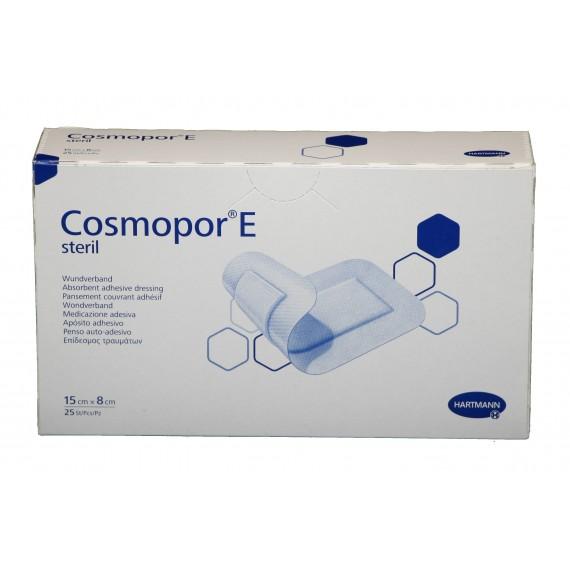 Apósitos adhesivos estériles Cosmopor E de 15 x 8 centímetros (25 unidades)